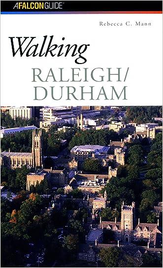 Walking Raleigh/Durham (Walking Guides Series)