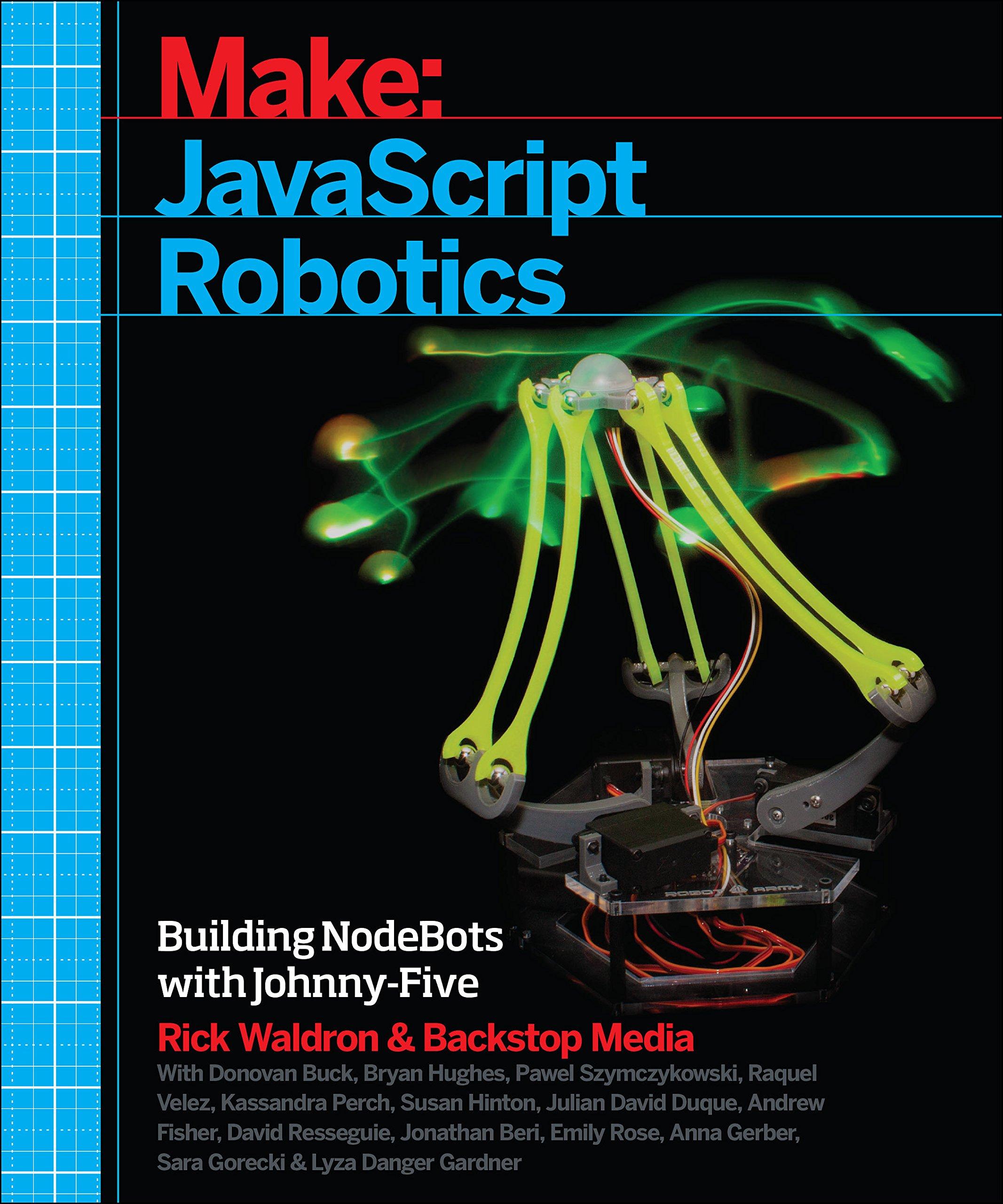 Johnny Five Npm Raspberry Pi Hc Sr04 Wiringpi Make Javascript Robotics