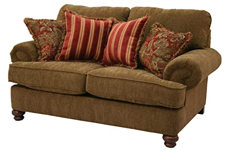 Jackson Furniture 4347 Belmont Loveseat