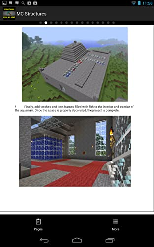 structures for minecraft building ideas creations step