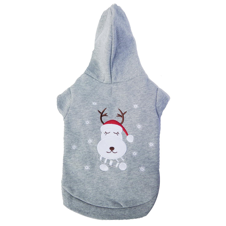 Christmas dog sweaters