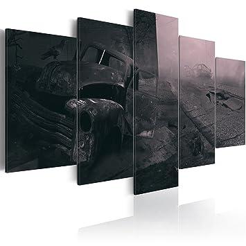 Impression sur toile 200x100 200x100 cm grand format - Impression sur tissu maison ...