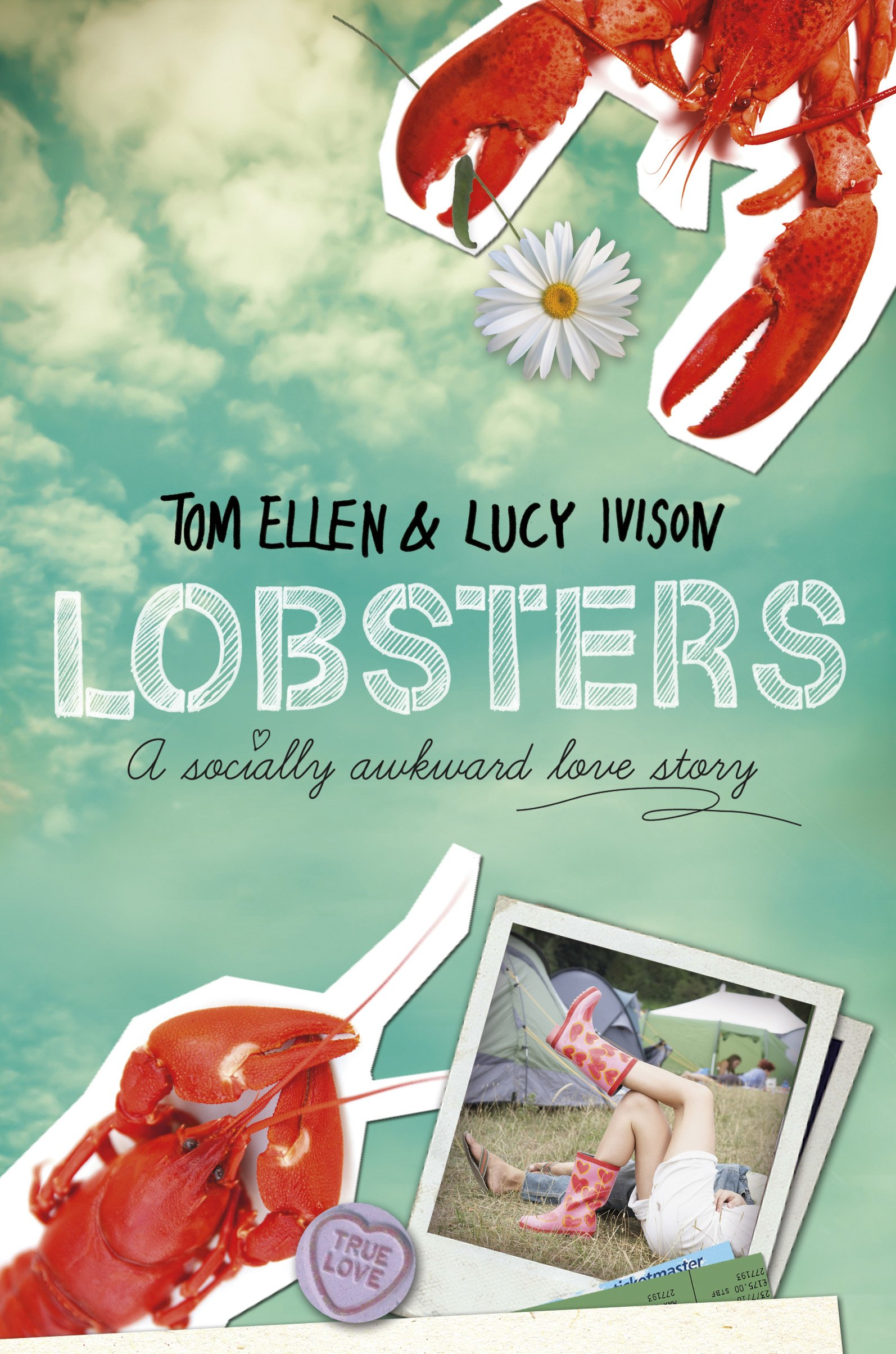 Buy LOBSTERS by Lucy Ivison and Tom Ellen