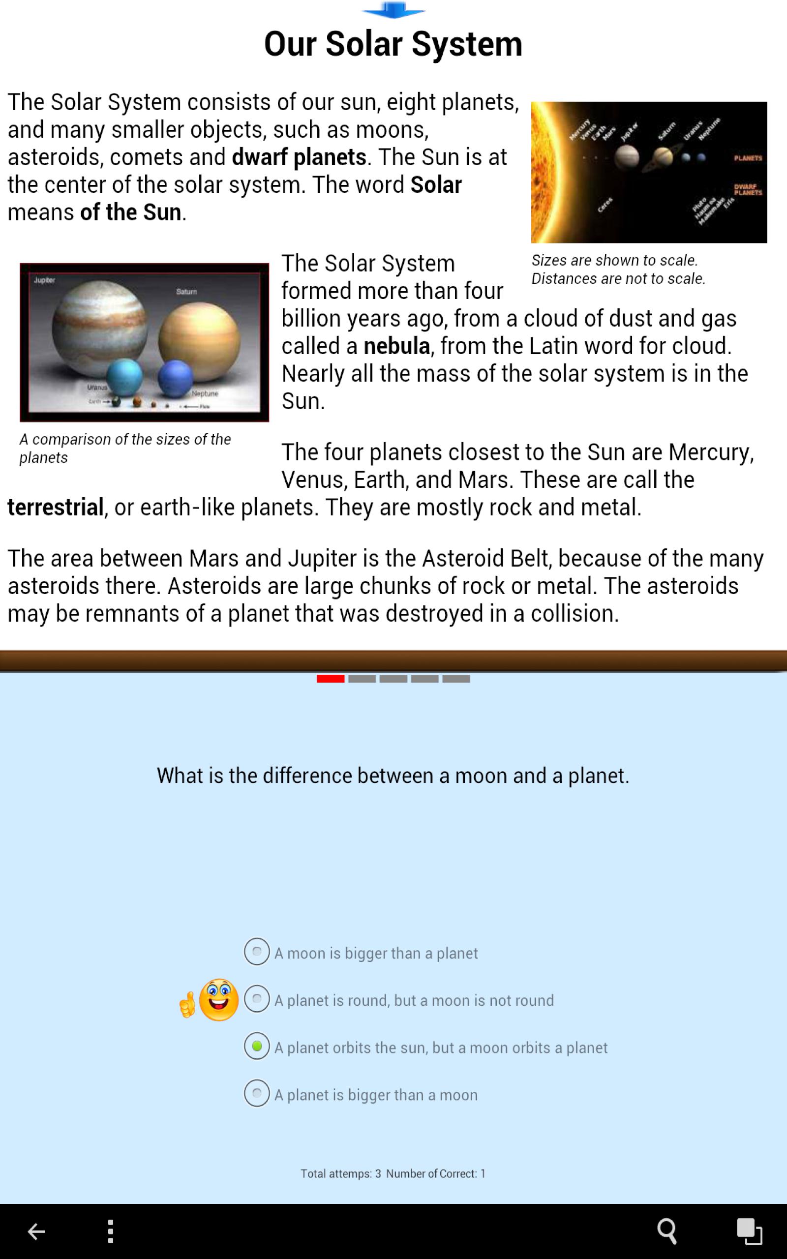 Amazon.com: Solar System Reading Comprehension - Free ...