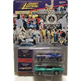 Johnny Lightning Indianapolis 500 Champion Series 2: 1970 Al Unser & 1970 Pace Car Olds 442 Green