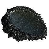 BLACK DIAMOND PIGMENTS 42g/1.5oz Black Diamond Mica Powder Pigment (Epoxy,Resin,Soap,Plastidip) 1.5oz by Weight (Color: Black, Pearl)