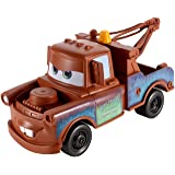 Mattel Cars 3 Mater Vehicle, 8.5