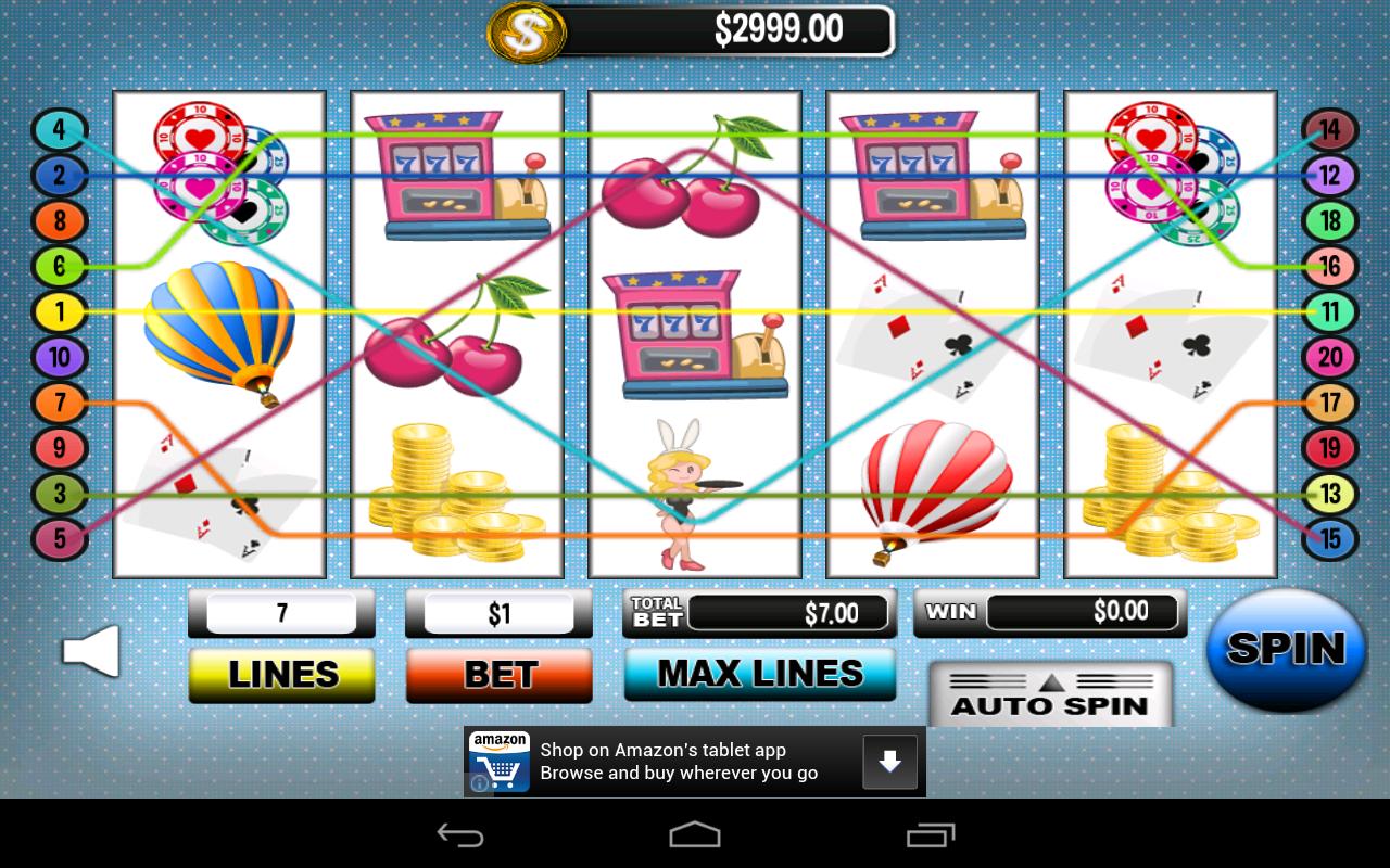 Slot Machine Offline