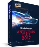 BITDEFENDER ANTIVIRUS PLUS 2017 1PC/1Year [Online Code]