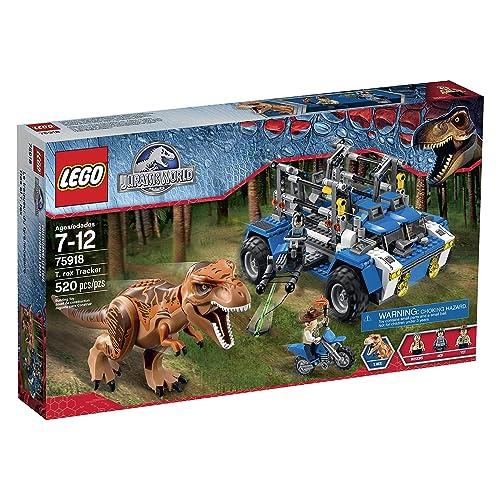 LEGO 乐高 75918 侏罗纪世界 追击霸王龙