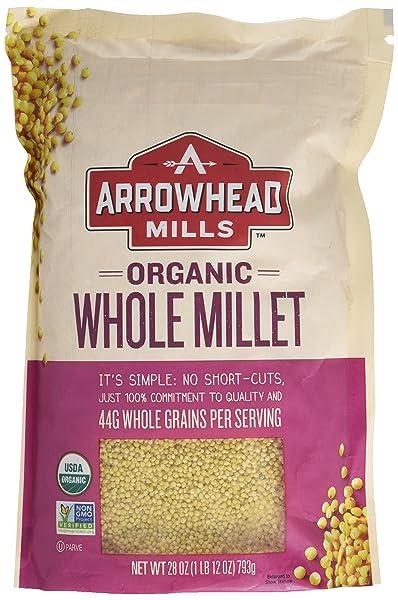 Whole Millet