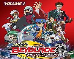 Beyblade: Metal Fusion Volume 1