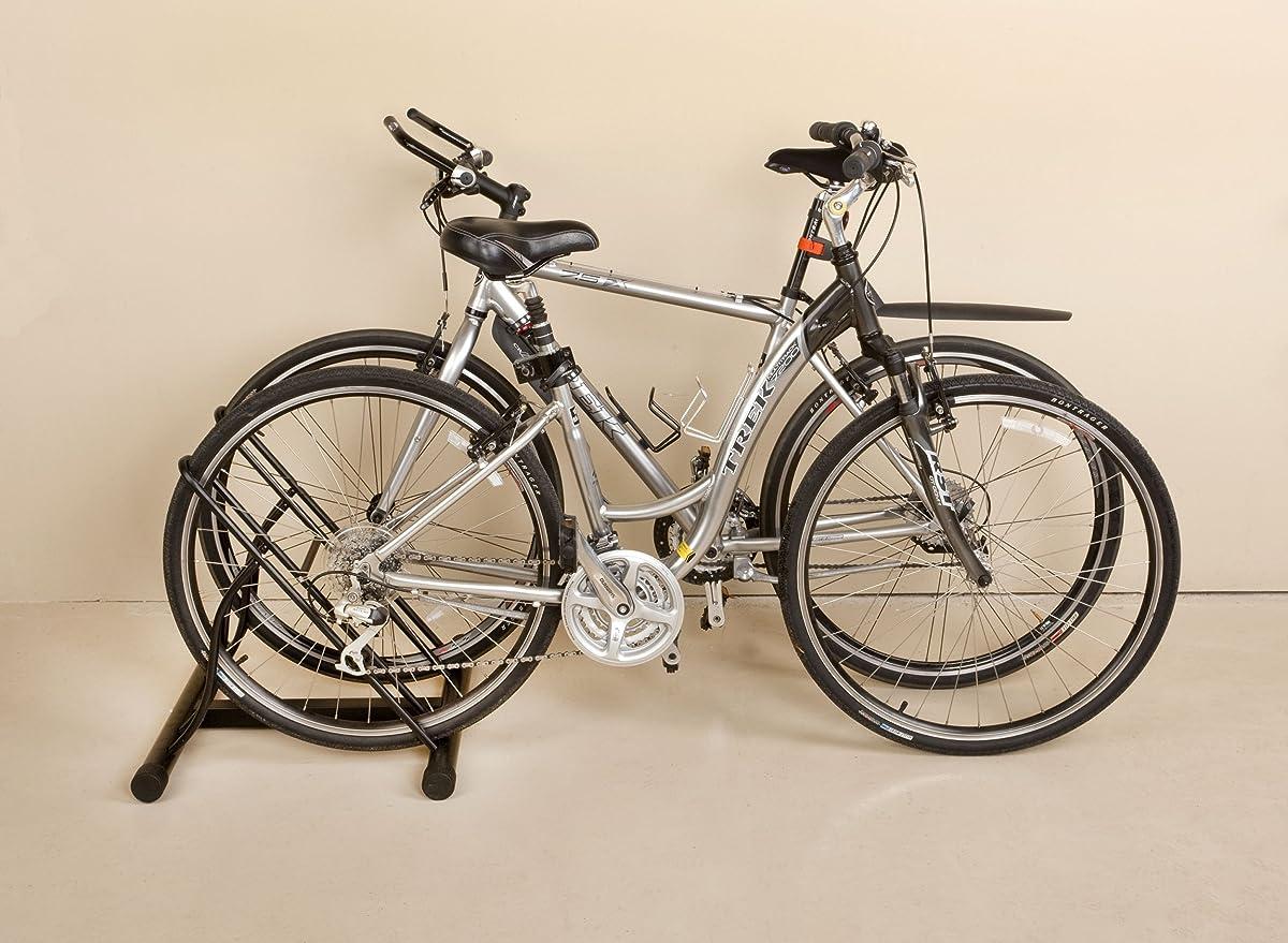 Racor PBS-2R Two-Bike Floor Bike Stand
