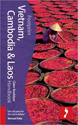 Vietnam, Cambodia & Laos Handbook, 4th (Footprint - Handbooks) written by Claire Boobbyer
