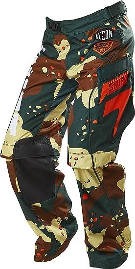 Shift Recon Camo Pantalon MX