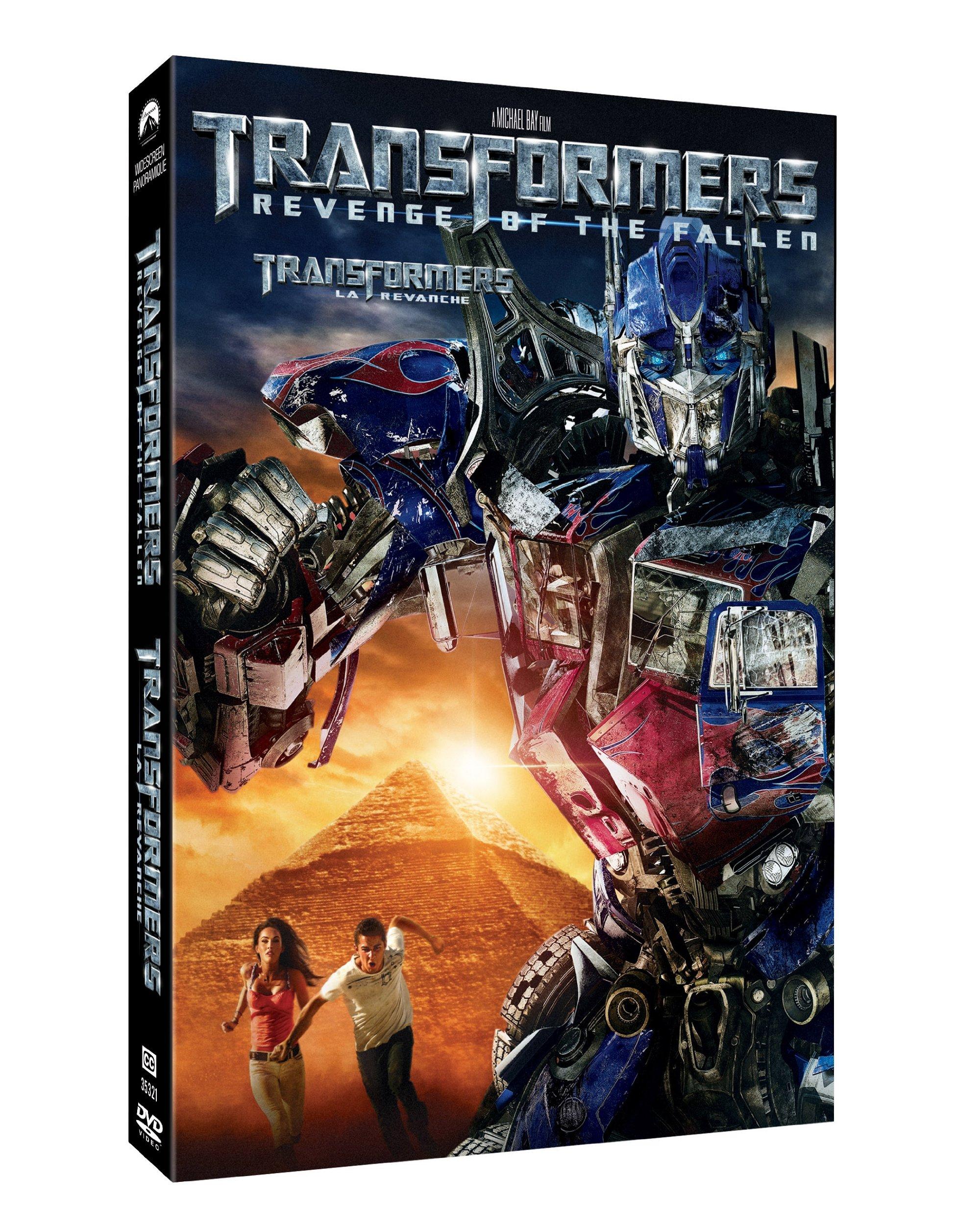 Achat des DVD et Blu-ray des Films Transformers 91atXgDNSIL