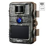 Campark Trail Camera 14MP 1080P Game&Hunting Cam Night Vision Motion Activated up to 20m with 2.4