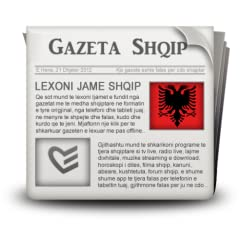 Gazeta Shqip - Albanian Newspaper