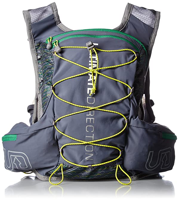 Ultimate Direction Jurek FKT Vest - Medium (Obsidian) (Color: Obsidian, Tamaño: Medium)