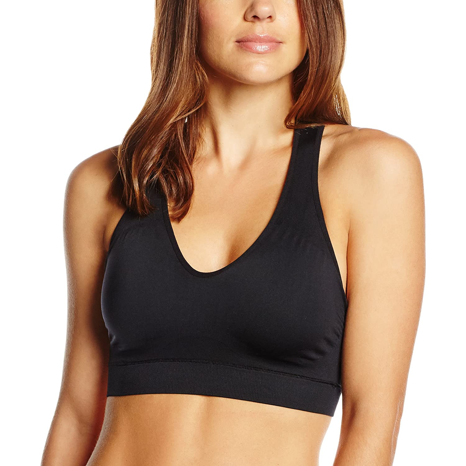 FALKE Damen Sport Bh Bra-Top Medium Support