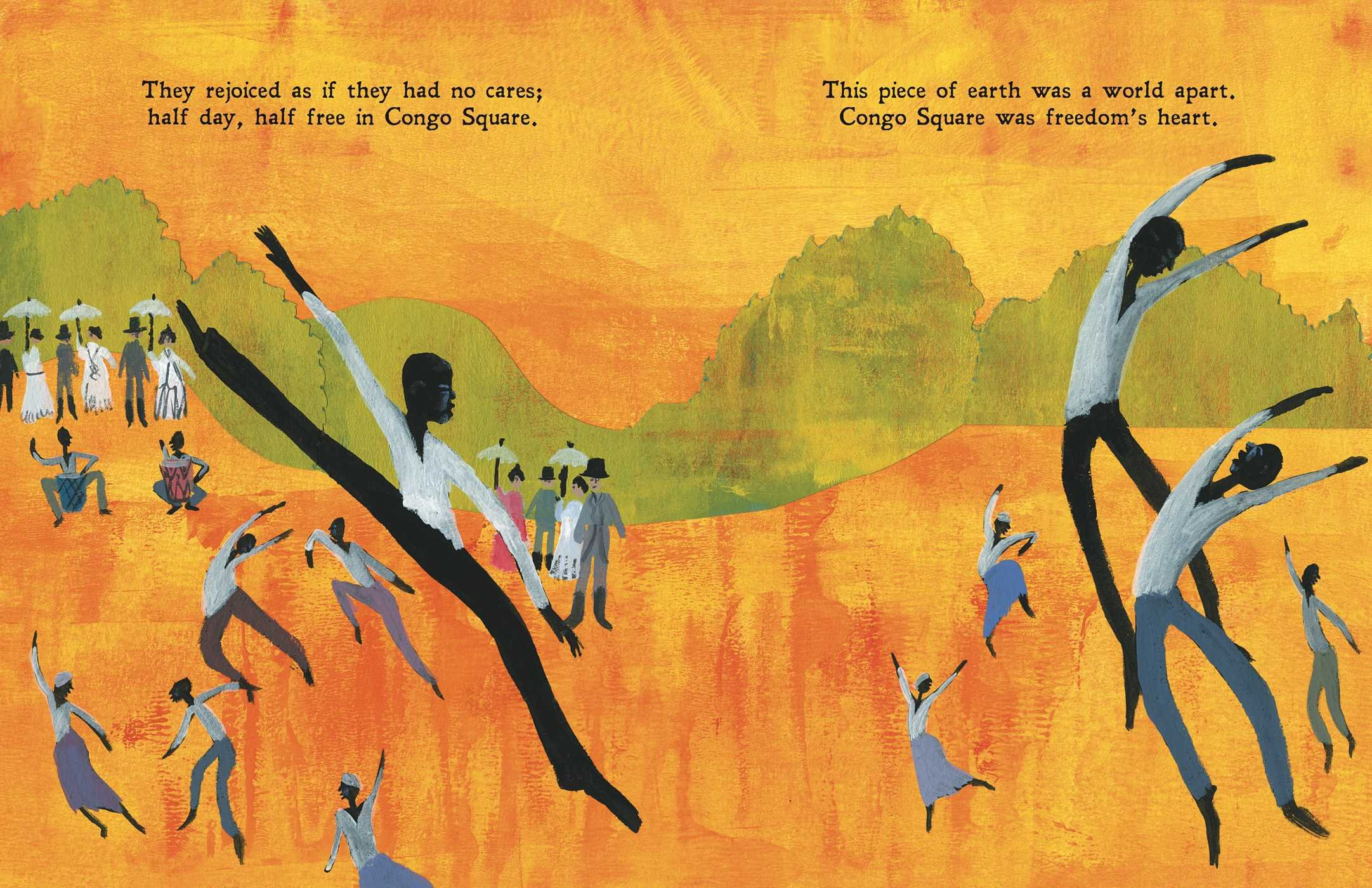 Buy Freedom In Congo Square (charlotte Zolotow Award) Book Online At Low  Prices In India  Freedom In Congo Square (charlotte Zolotow Award) Reviews
