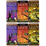 Lily's Sweets Stevia-Sweetened Chocolate 3-Flavor Variety Pack (Original Version) (Color: Original Version)