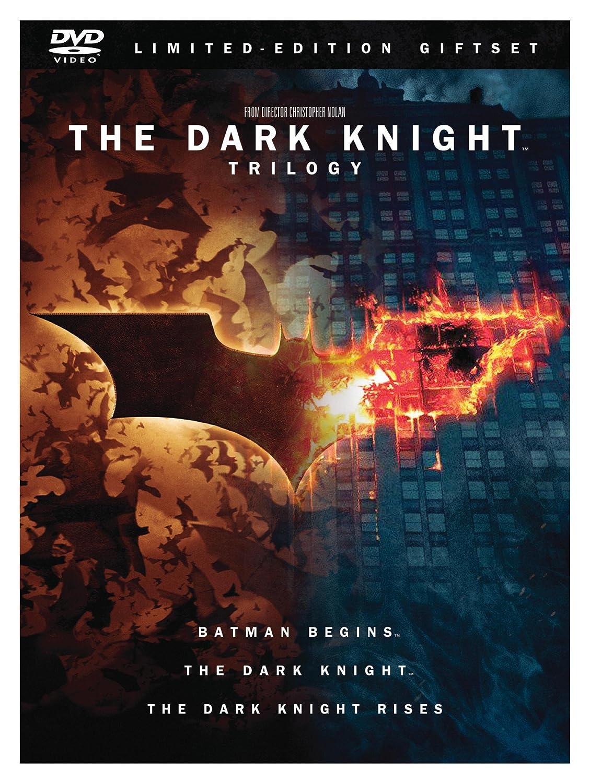 [诺兰黑暗骑士三部曲③]蝙蝠侠-黑暗骑士崛起/蓝光原盘/中语中字/60G/双碟收藏版/The Dark Knight Rises 2012