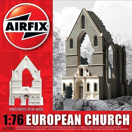 Airfix - A75006 - Maquette - Belgian Ruin 2