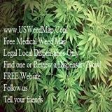 US Medical Marijuana Map