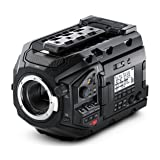 Blackmagic Design URSA Mini Pro 4.6K Camera with EF Mount, External Camera Controls (Color: black, Tamaño: Standard)
