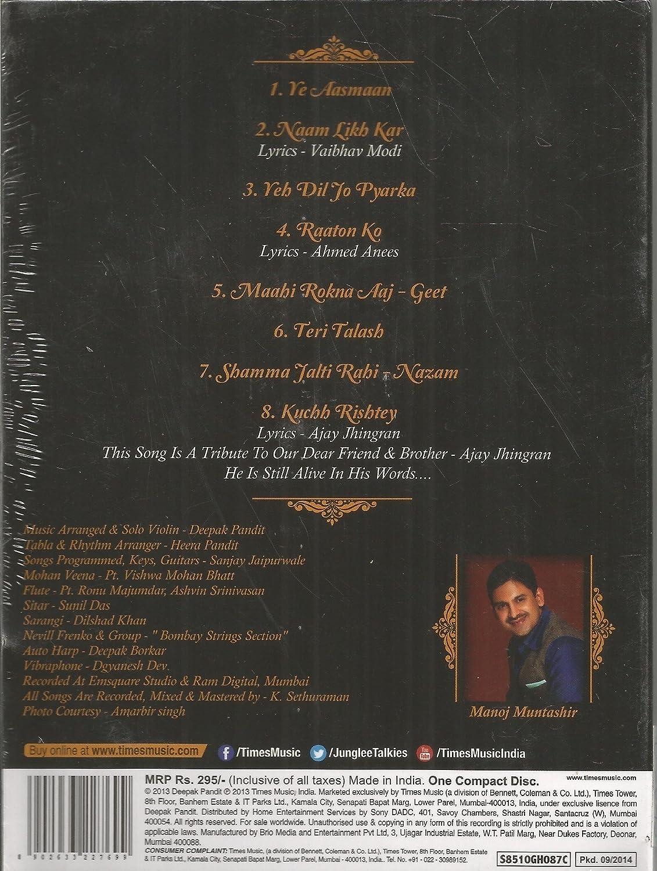 buy humnasheen ghazals by shreya ghoshal online at low prices in buy humnasheen ghazals by shreya ghoshal online at low prices in amazon music store amazon in