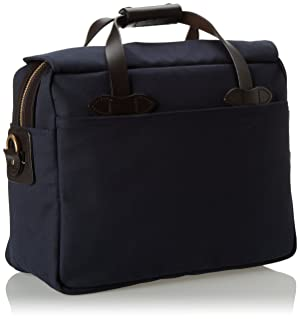 Filson Padded Laptop Bag/Briefcase Navy One Size (Color: Navy, Tamaño: One Size)