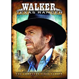 Walker, Texas Ranger:  The Complete First Season