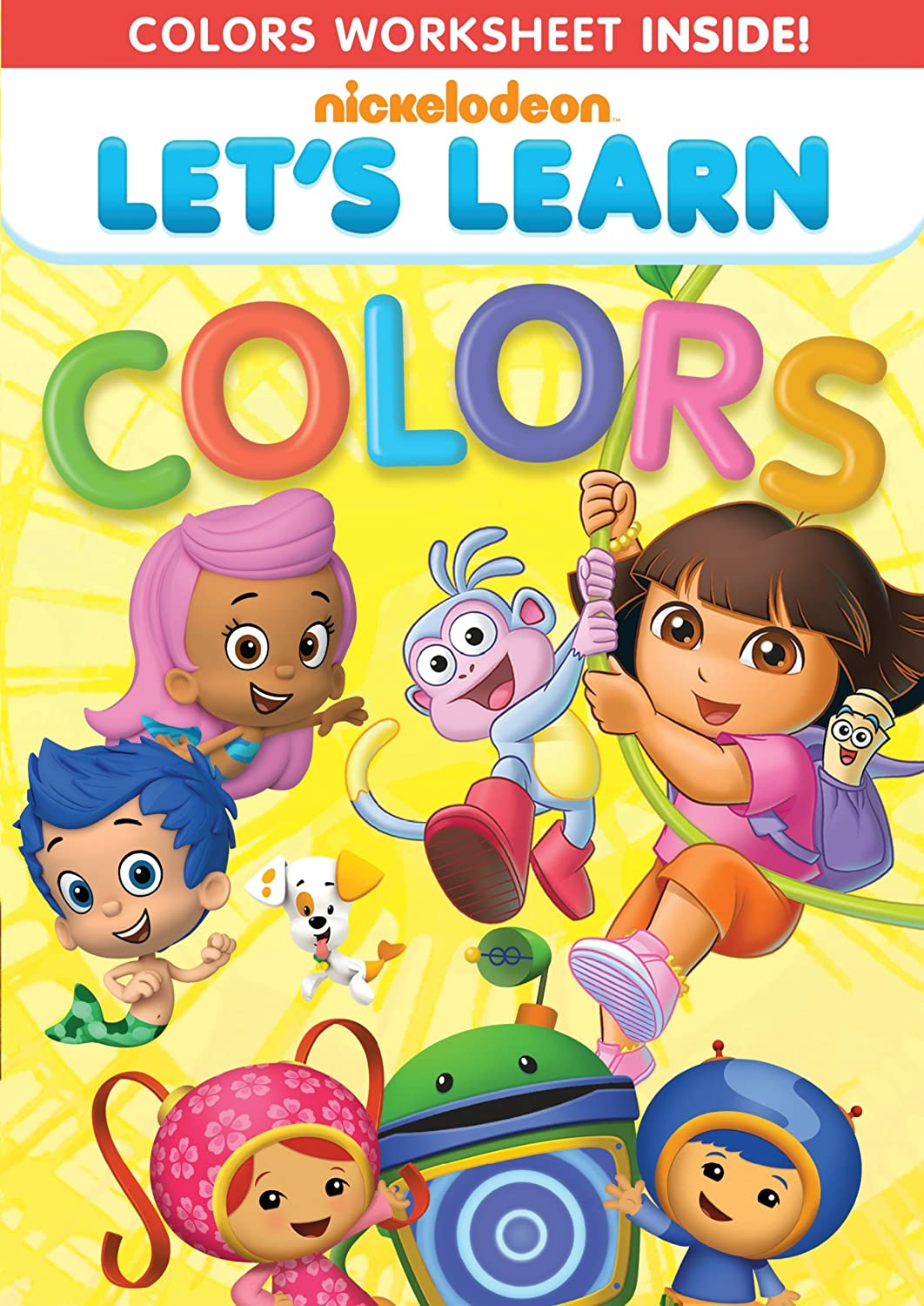http://www.amazon.com/Nickelodeon-Lets-Learn-Colors/dp/B00CKYHH82/