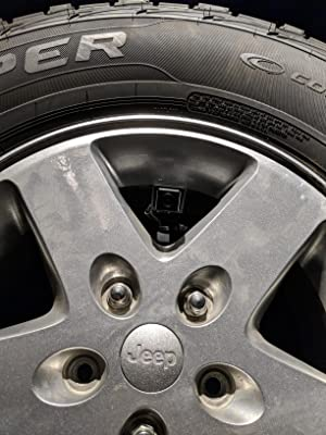 NTSC Misayaee Rear View Back Up Reverse Parking Camera for Sahara//Willys YJ//TJ//JK//J8 Wrangler Rubicon//Sahara//Unlimited Sahara 2008-2018 ‖ Tire Version
