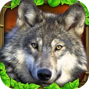 Wildlife Simulator: Wolf by Gluten Free Games