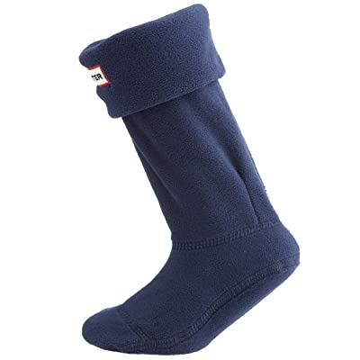 Hunter Kids Fleece Welly Socks