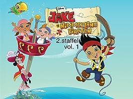 Jake und die Nimmerland Piraten, Staffel 2, Volume 1