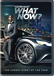 Book Cover: Kevin Hart: What Now?