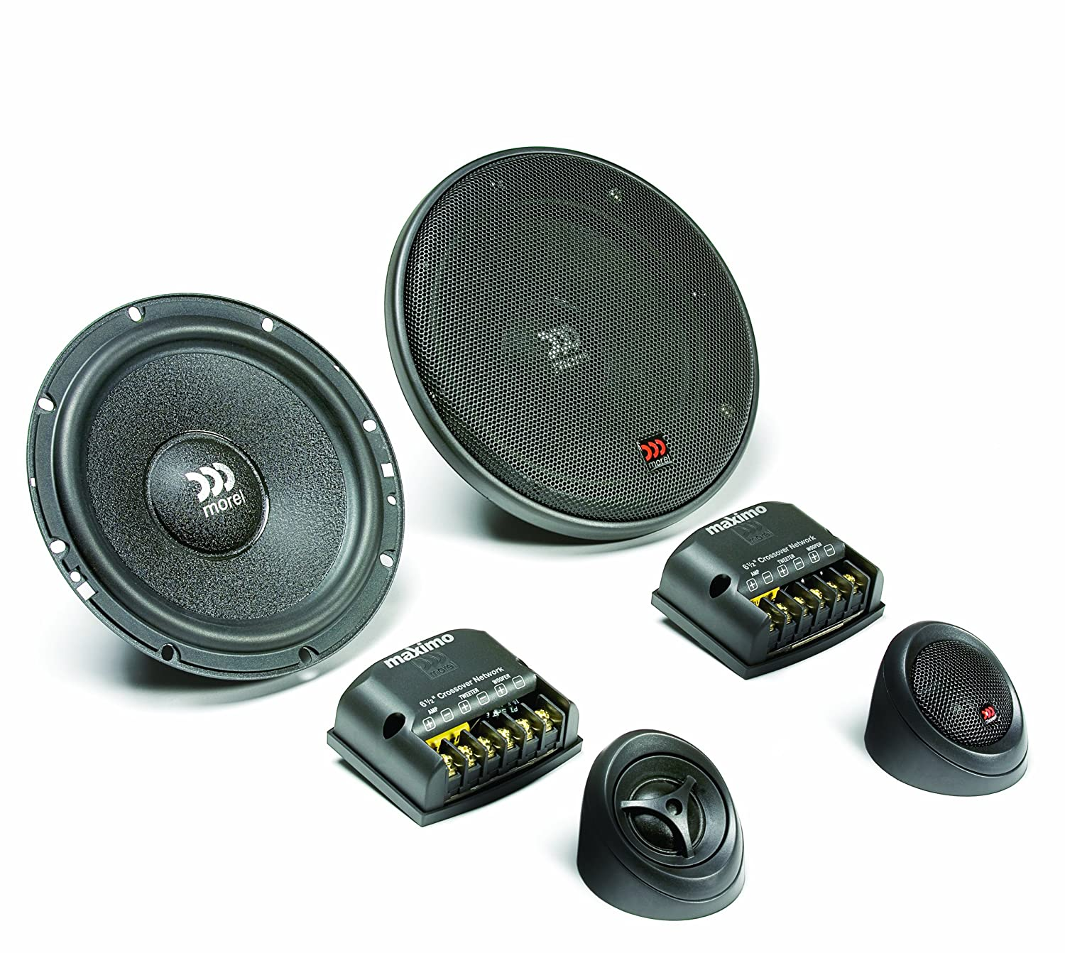 Morel Maximo 5.25-Inch Component Speaker System