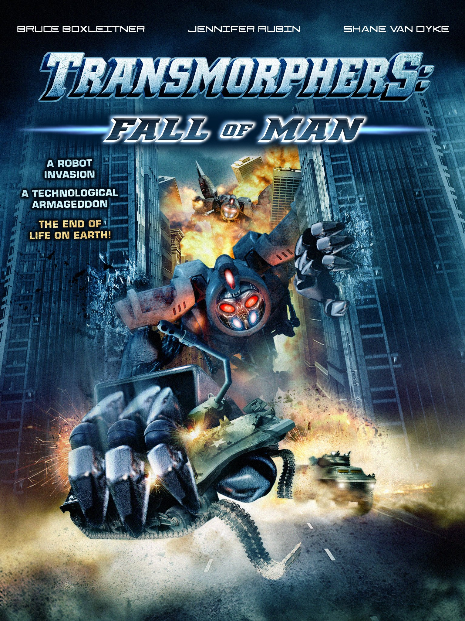 Transmorphers: Fall of Man on Amazon Prime Video UK