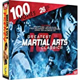 "100 Greatest Martial Arts Classic Collection"" width="