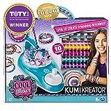 Cool Maker, KumiKreator Friendship Bracelet Maker, Makes Up to 10 Bracelets, for Ages 8 and Up (Color: Multicolor, Tamaño: Optimized Packaging)