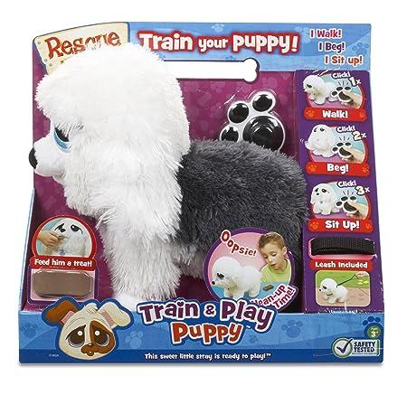 Rescue Pets - 2152 - Jeu Electronique - Rescue Pets - Pippo Popo, Dresse Ton Chiot