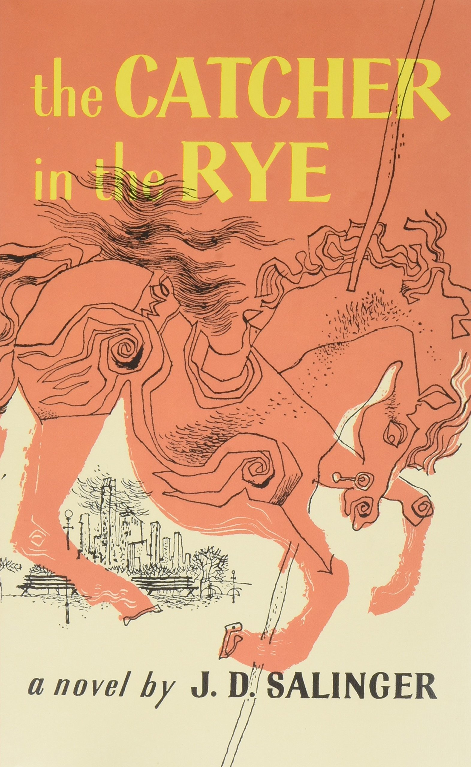 Buy The Catcher In The Rye Book Online At Low Prices In India  The Catcher  In The Rye Reviews & Ratings  Amazon