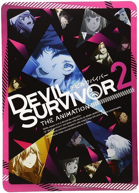 Character all-around rubber mat TV Anime Devil Survivor 2 (japan import)
