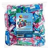 Airheads Bulk - Bulk Candy - Air Heads Mini Bars Variety Pack, Watermelon, Cherry, Blue Raspberry, Chewy Fruit Candies 3 lb Party Bag, Family Size (Tamaño: 48 Ounces)