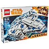 LEGO Star Wars Solo: A Star Wars Story Kessel Run Millennium Falcon 75212 Building Kit (1414 Piece) (Color: White)
