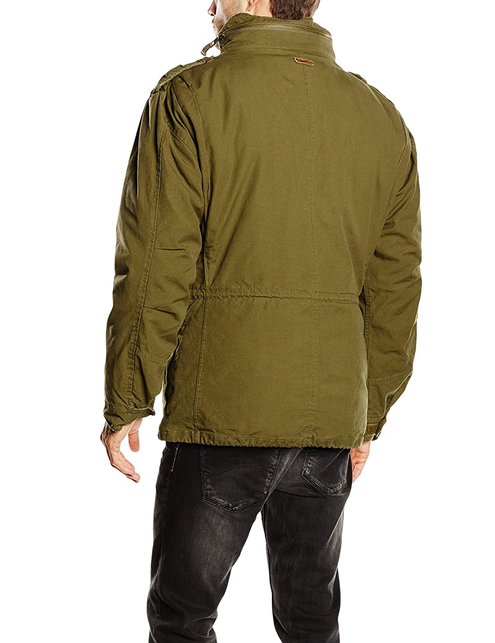 Brandit Men's M-65 Giant Jacket Olive 1