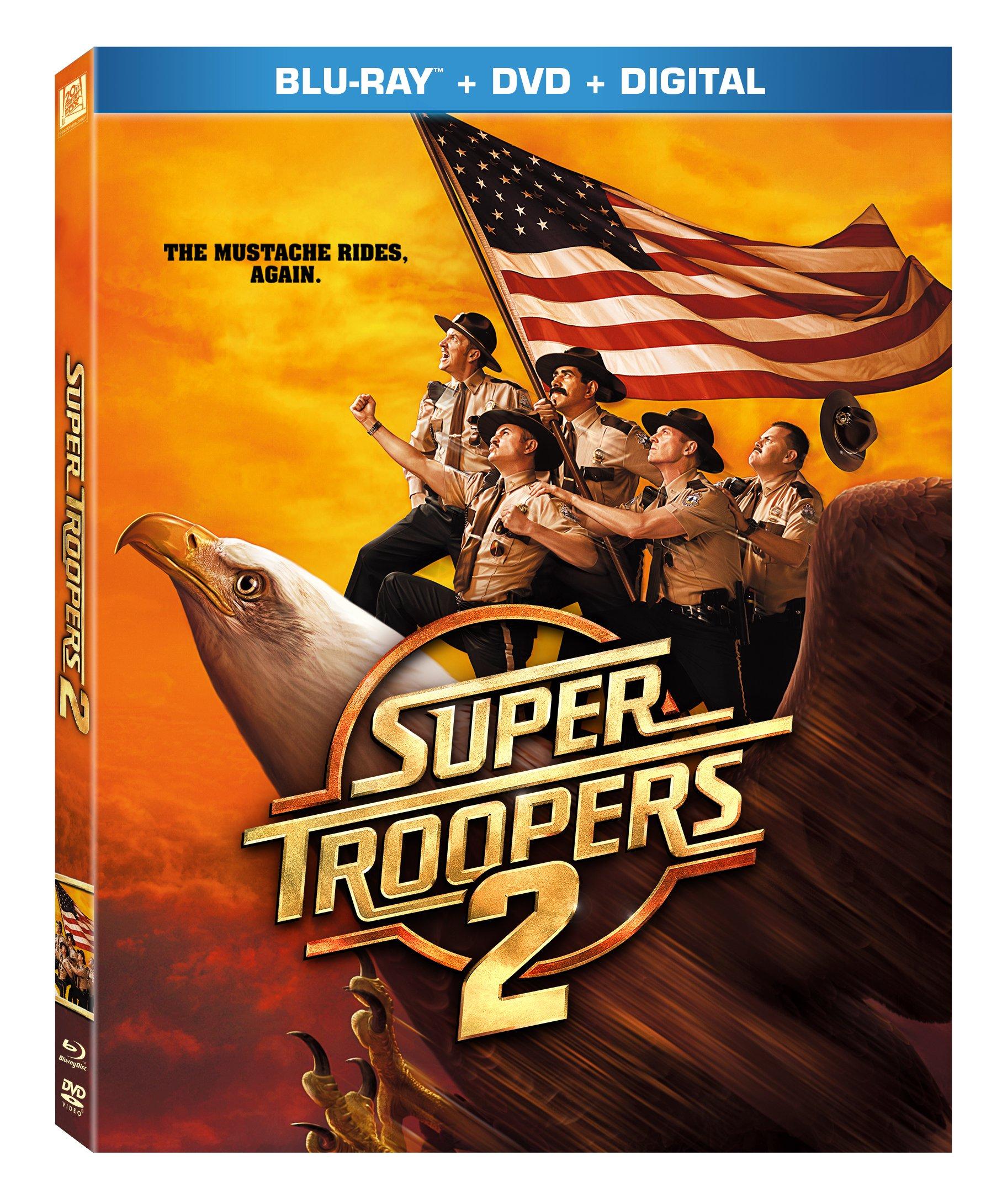 Buy Super Troopers 2 Now!